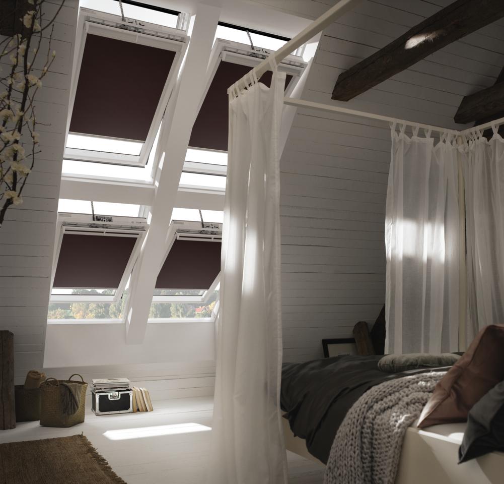 VELUX® Blackout (DML) Electric Window Blind
